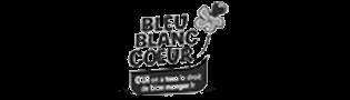 Mimosa Clients Bleu Blanc